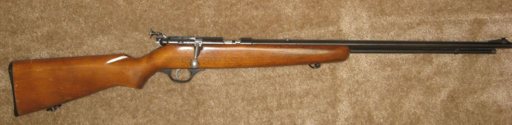 how to clean a marlin 22 bolt action rifle